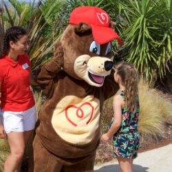 emploi Responsable clubs enfants saisonnier logé